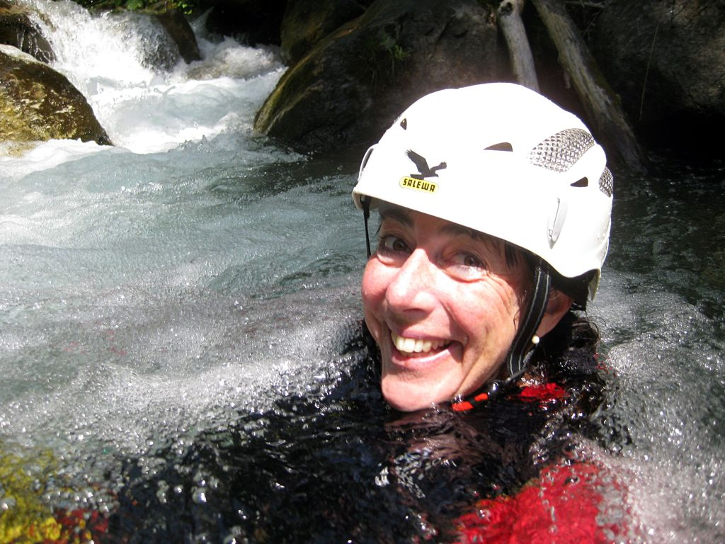 Schnupper-Tageskurs Canyoning
