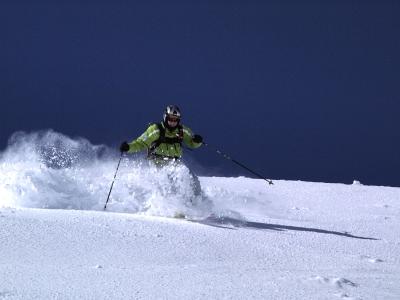 Skitechnik Advanced