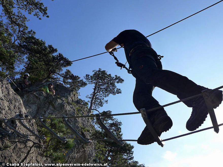Klettersteigtag