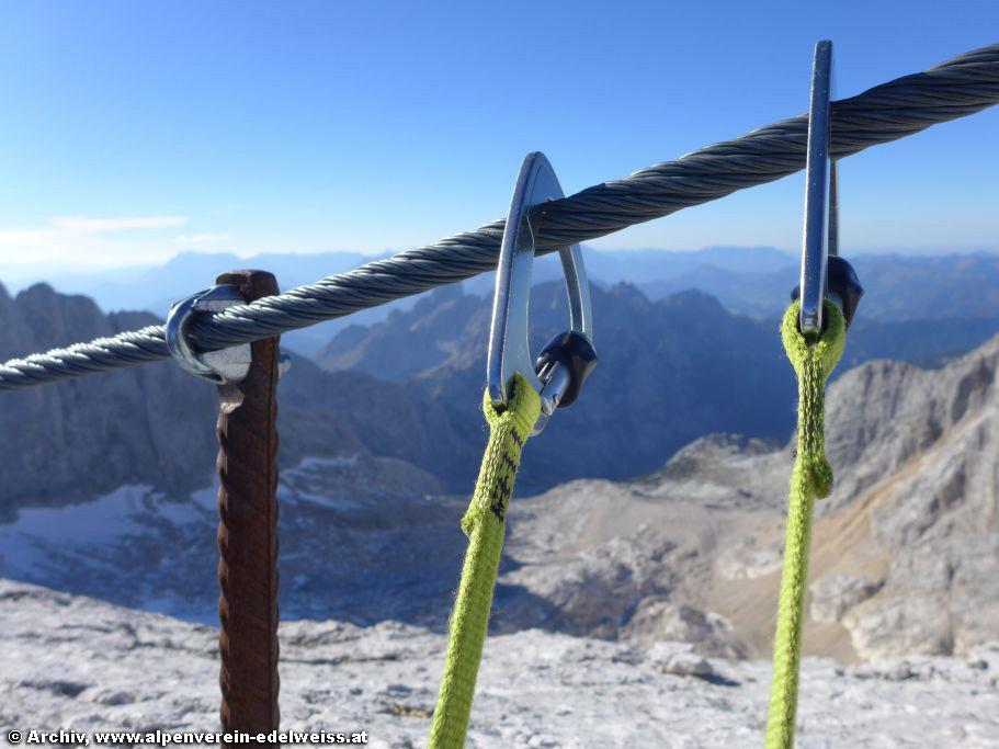 Basic-Klettersteigkurs