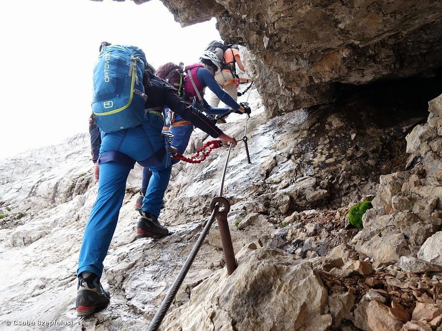 Klettern und Klettersteig