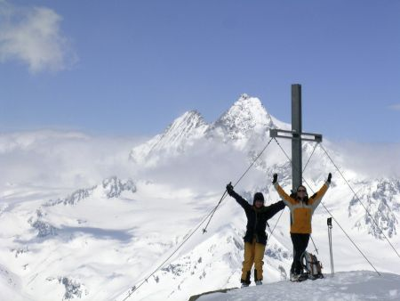 Basic Ski Hochtouren Training