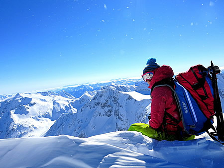 Improvers Ski Hochtouren Training
