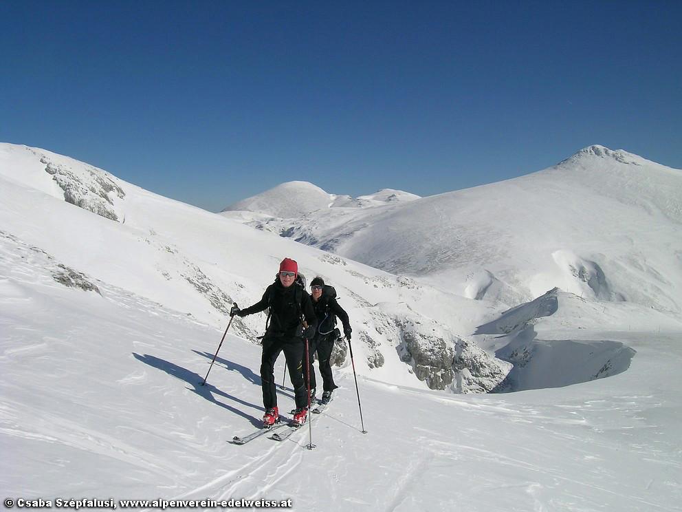 Improvers Ski Touring Training
