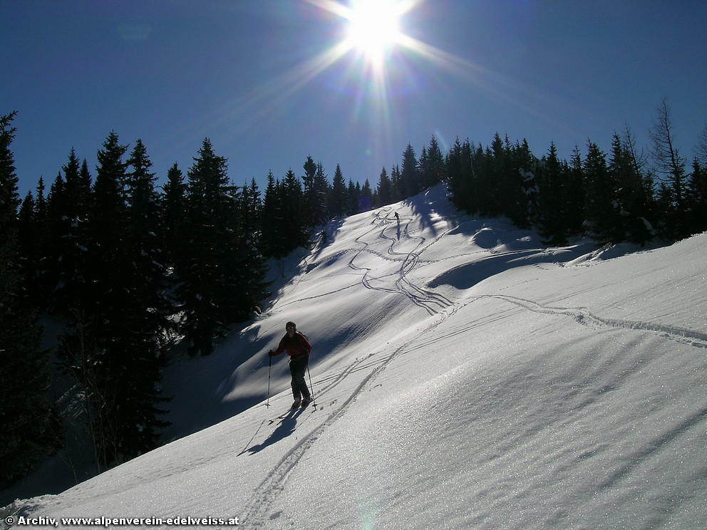 Skitour light