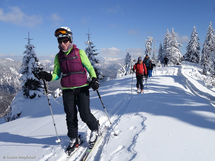 Basic Ski Touring Training