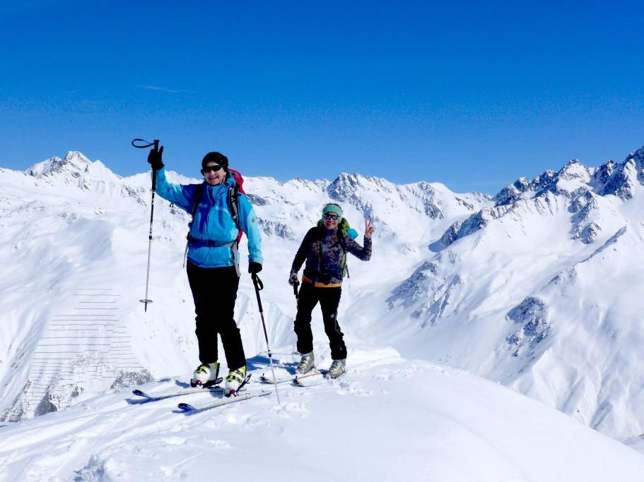 Basic Ski Touring Training