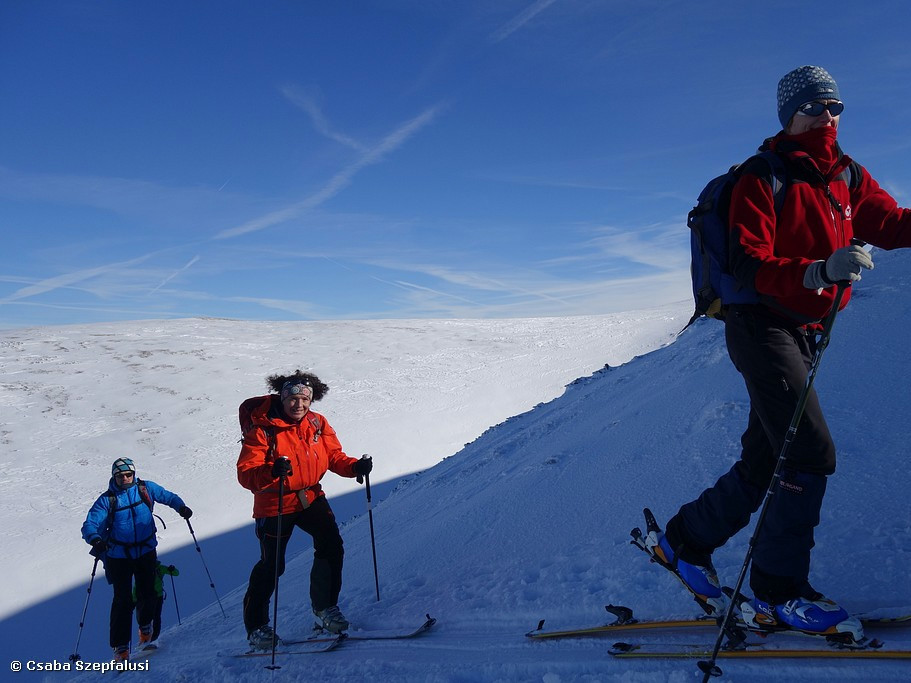 Improvers Ski Touring Training