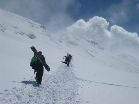 Powder Snowboardcamp am Arlberg