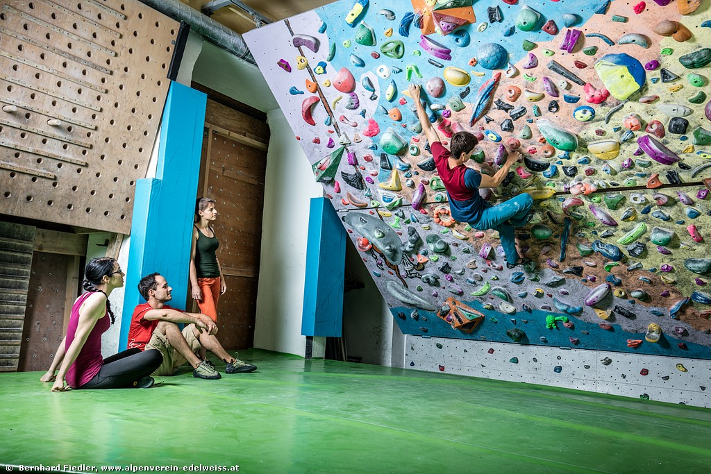 Bouldern Familie ADVANCED I Sa