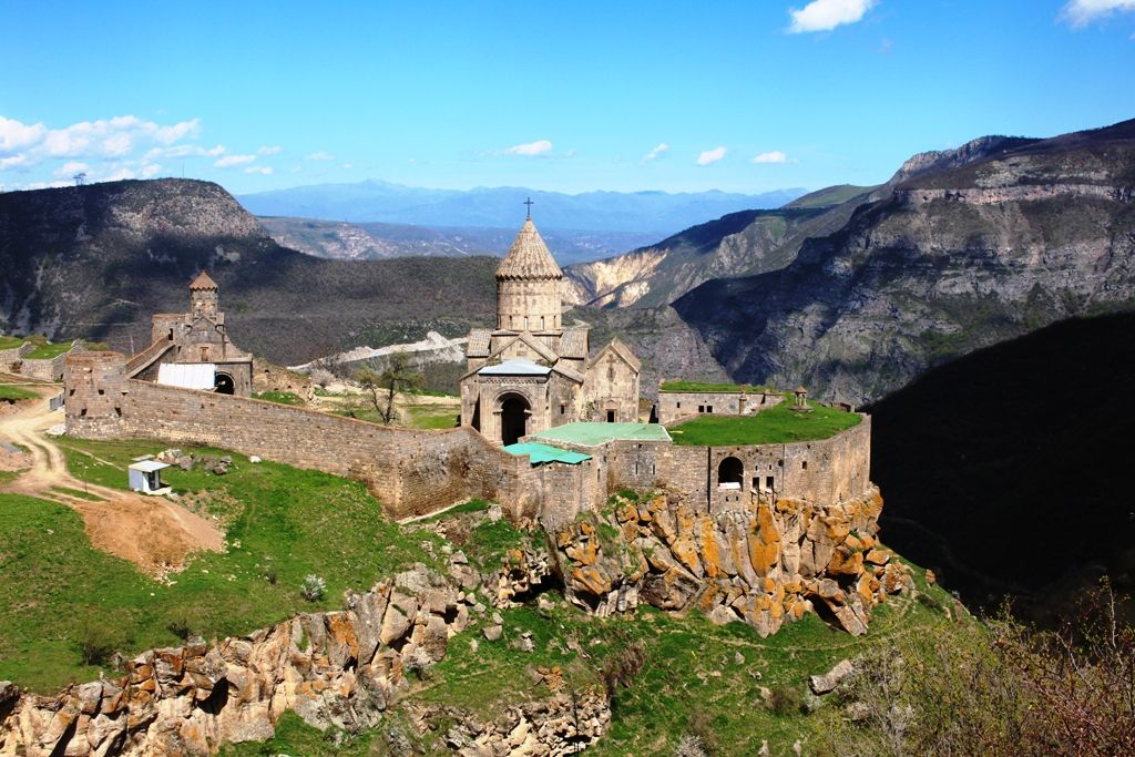 Der Zagoria-Trail inkl. Meteora-Klöster
