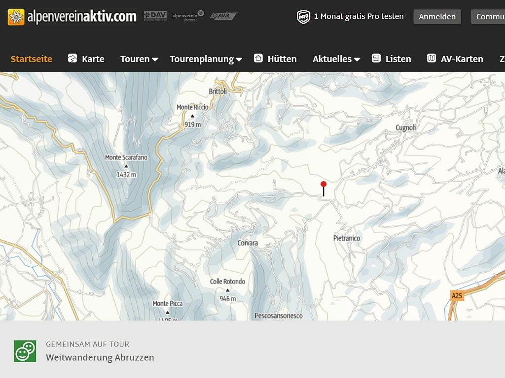 Webinar Digitale Tourenplanung