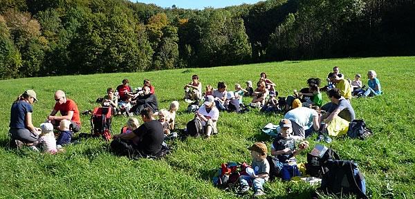 Ortsgruppe Breitenfurt, Familiengruppe Breitenfurt