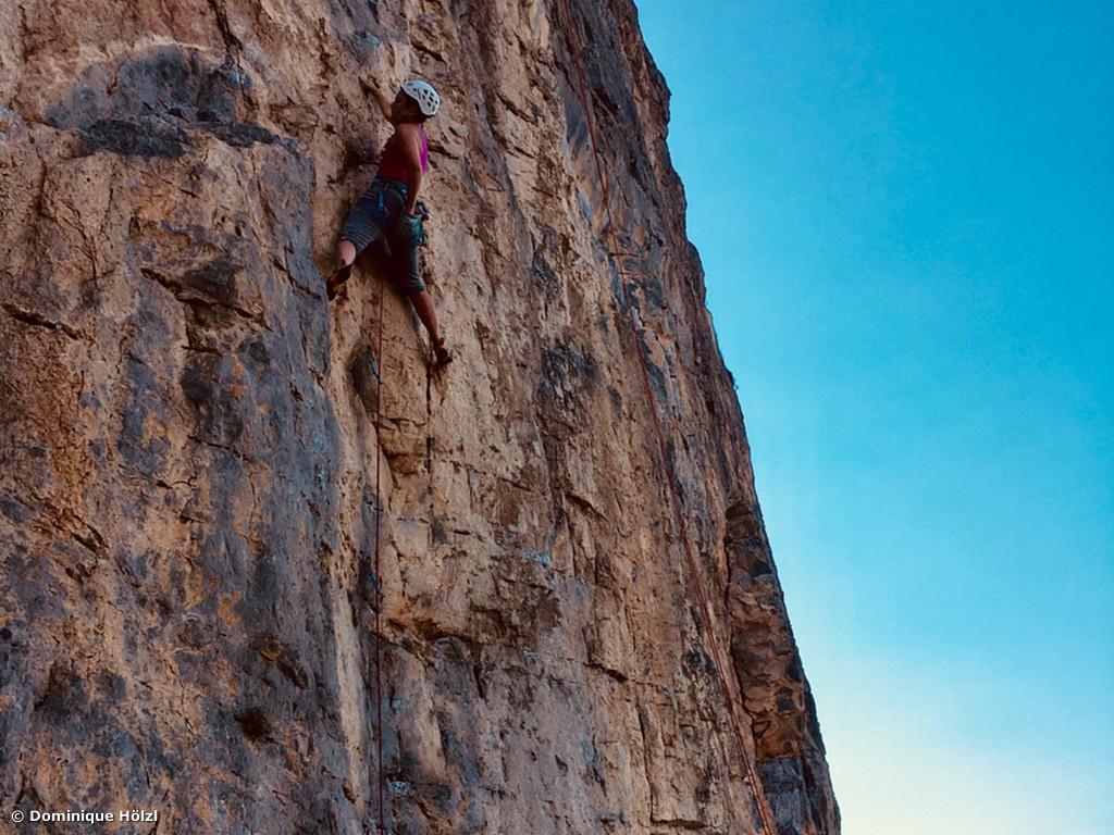 Klettern und Yoga auf Kalymnos