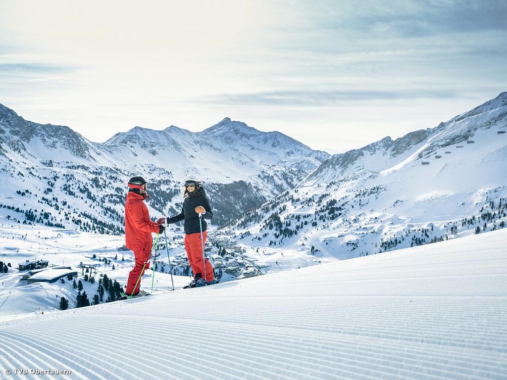 Edelweiss-Skiopening in Obertauern