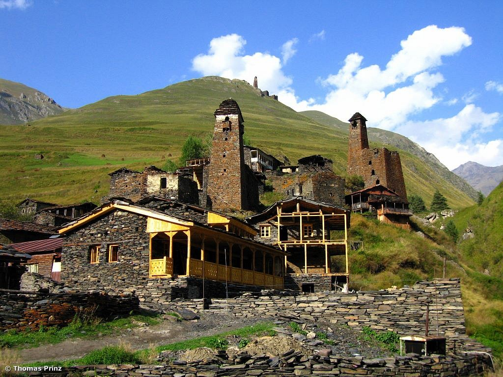 Trekking im wilden Kaukasus