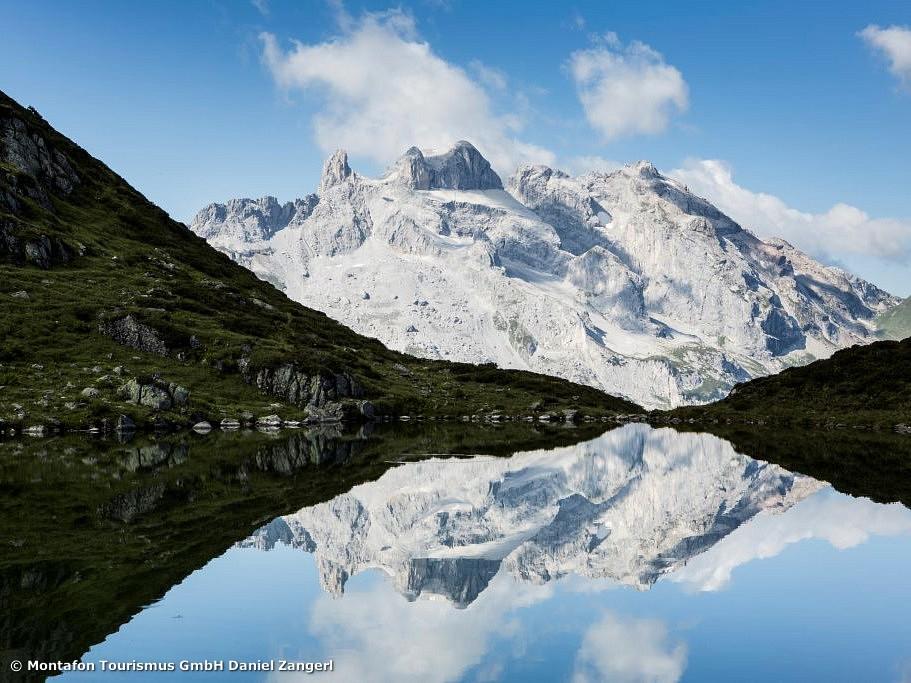 Bergtouren und Wandern im Ländle