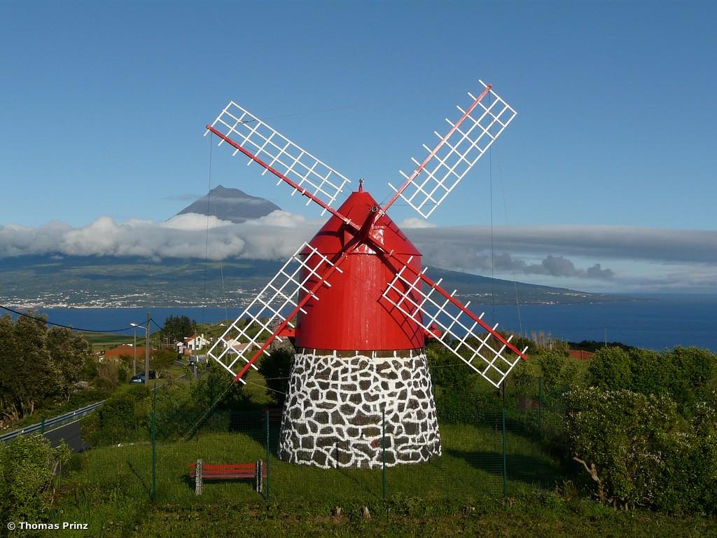 Azoren: grünes Paradies am Rande Europas