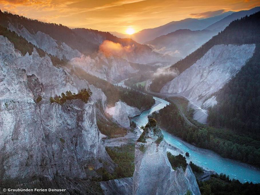 Die Höhepunkte der Ostschweiz