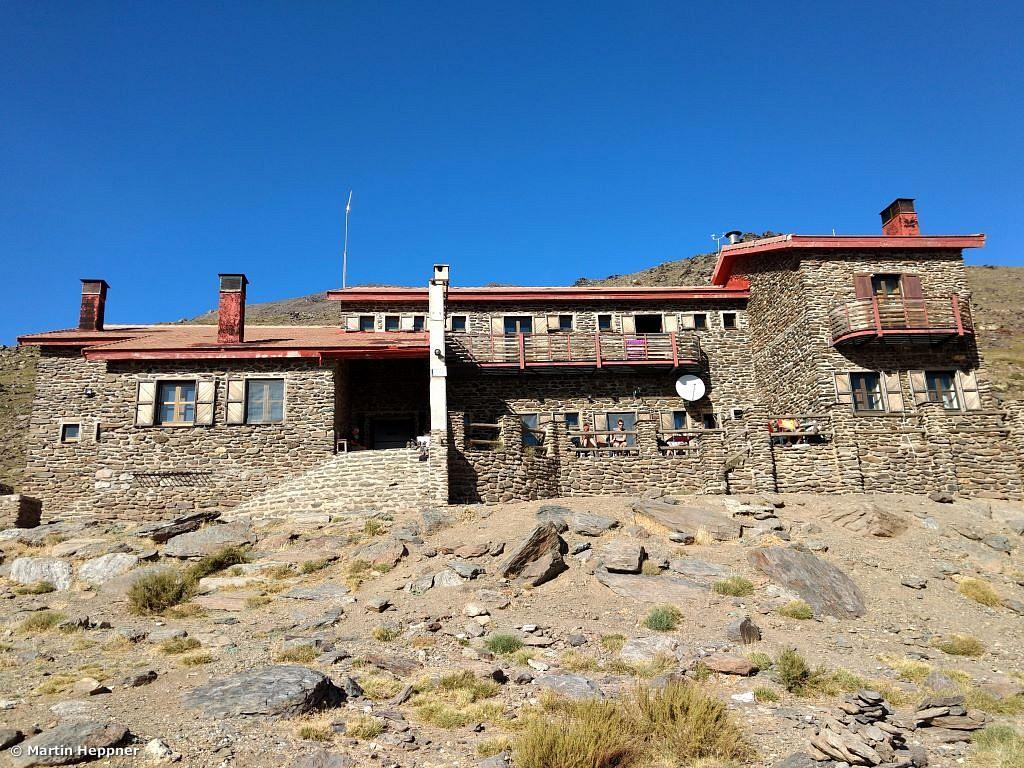 Bergtouren in der Sierra Nevada