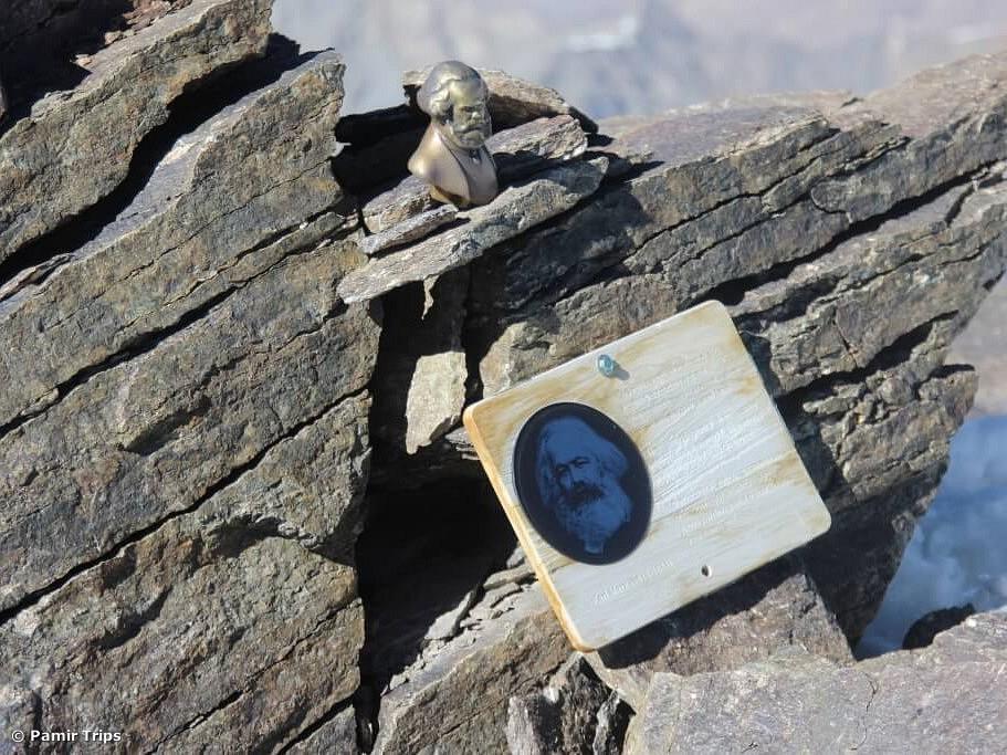 Expedition auf den Karl-Marx-Peak 6726m