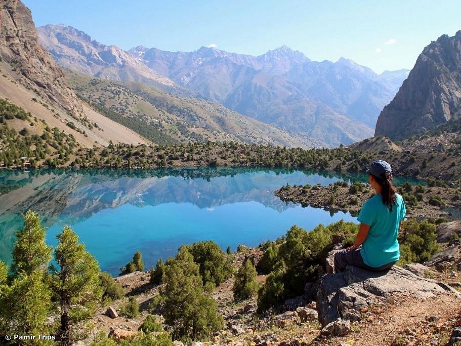 Trekking im Fan-Gebirge & im Hohen Pamir