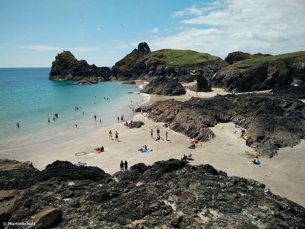 Wandern, Kultur und Genuss in Cornwall