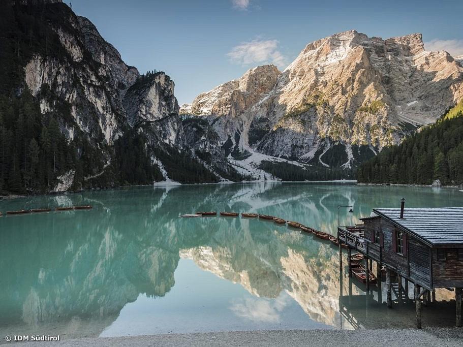 Wanderwoche in den Südtiroler Dolomiten