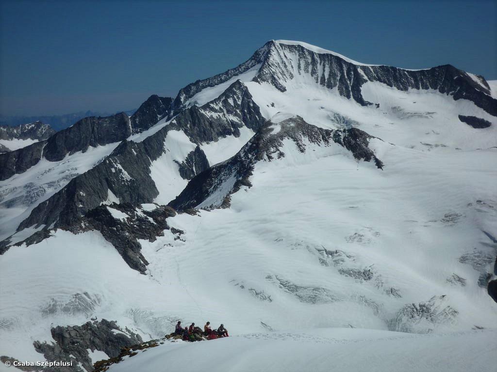 Großvenediger 3.667 m